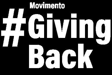 Movimento #Giving Back